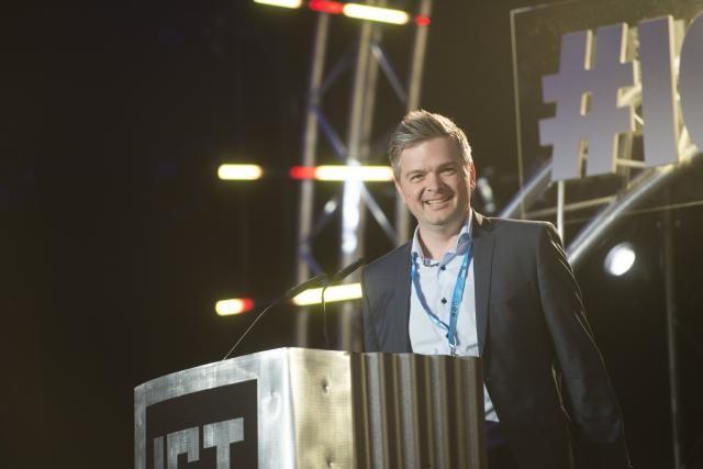 L'objectif de l'événement est de contribuer à la start-up nation luxembourgeoise, déclare Márton Fülöp, COO de Docler Holding. (Photo: Maison Moderne / Archives )