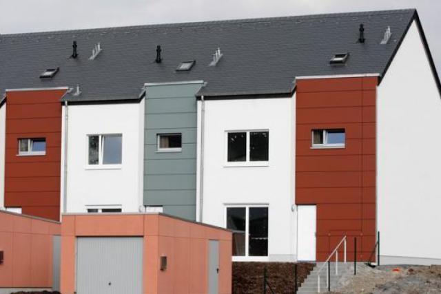 Sur le trimestre, le recul est particulièrement net pour les appartements de plus de 100 mètres carrés (-7,14%). (Photo : Luc Deflorenne)