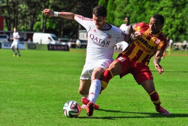 En coulisse, le match entre le Fola d'Esch et le rival F91 de Dudelange se joue à trois. (Photo: Eric Brausch - CS Fola Esch (archives))