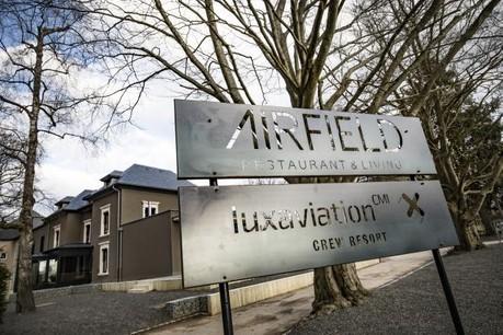 Au Findel, le groupe vient d'ouvrir sept chambres à destination de son personnel. (Photo: L.Antonelli)