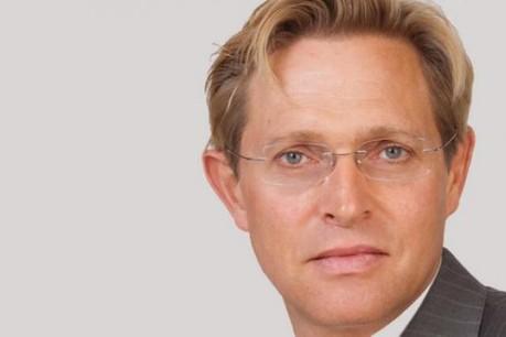 Michael Hornsby (E&Y) : «Les fonds ouverts allemands représentent une proportion énorme des fonds immobiliers européens.» (Photo: Ernst & Young Luxembourg)