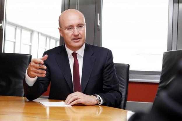 Marc Saluzzi (Alfi): «Cela fait 15 ans qu'on dit que les sociétés technologiques vont révolutionner la finance. On y est, aujourd'hui!» (Photo: Olivier Minaire / archives)