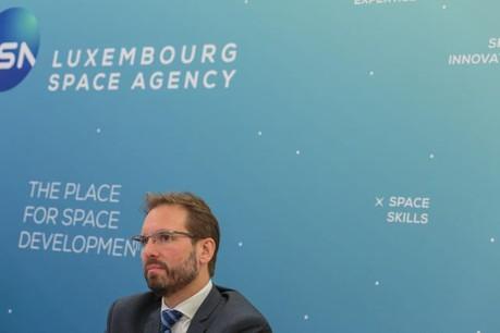 Marc Serres, 46 ans, possède une solide expérience dans l'industrie de la communication par satellite. (Photo: Matic Zorman)