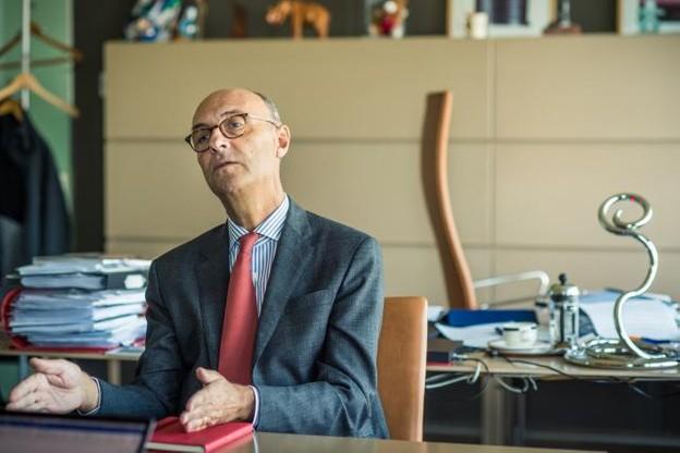 Michel Wurth demande que la politique aide prioritairement les entreprises sur le digital et la transition environnementale. (Photo: Mike Zenari)