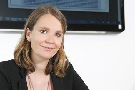 Virginie Simon, cofondatrice de MyScienceWork. (Photo: Luc Deflorenne / archives)