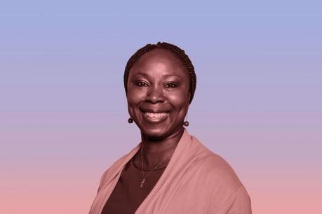 Tizama Telou: «Nous ratons un potentiel inouï si nous mettons les femmes de côté.»  (Photo: Patricia Pitsch)