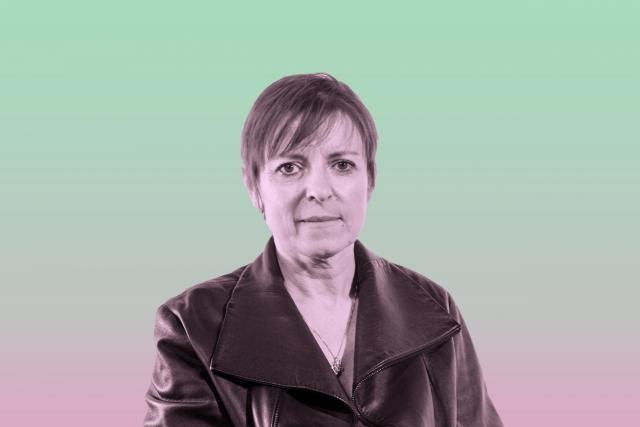 Edith Magyarics: «Dire qu'on a besoin d'aide est une force, pas une faiblesse.»  (Photo: Maison Moderne / studio)