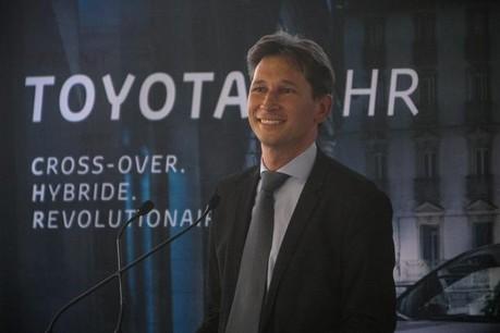 Timothy Manuel: «Depuis le dieselgate, de plus en plus de clients sont intéressés par des technologies alternatives.» (Photo: DR)