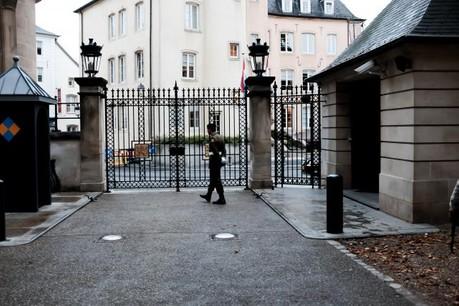 La Cour grand-ducale poursuit son chantier de modernisation. (Photo: Jessica Theis /archives)