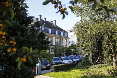 Le propriétaire de la Villa Churchill va devoir repenser ses plans face à l'interdiction de démolir le bâtiment. (Photo: Olivier Minaire / archives)