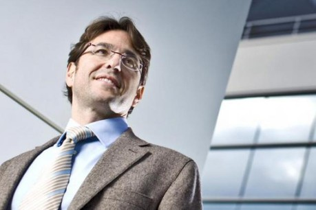 Patrick Ittah dirigeait Dimension Data depuis onze ans. (Photo: Julien Becker/archives)