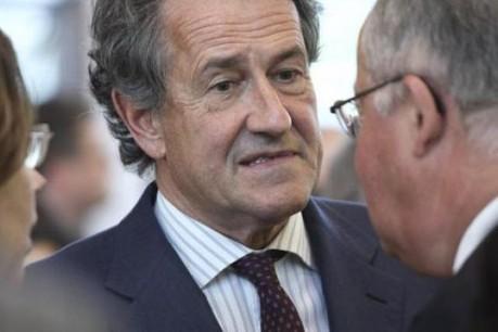 François Tesch est administrateur-délégué de Luxempart. (Photo : Etienne Delorme/ archives)