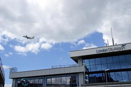 Bien que totalement rouvert, l'aéroport de Londres-City pourrait enregistrer quelques perturbations dans la journée, prévient Luxair. (Photo: Licence C.C.)