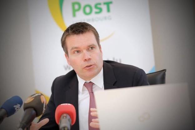 L'annonce jeudi par Claude Strasser, directeur général de Post Luxembourg, de la suppression de dizaines de bureaux de poste répond au cahier des charges décidé en 2013. (Photo: Luc Deflorenne / archives)