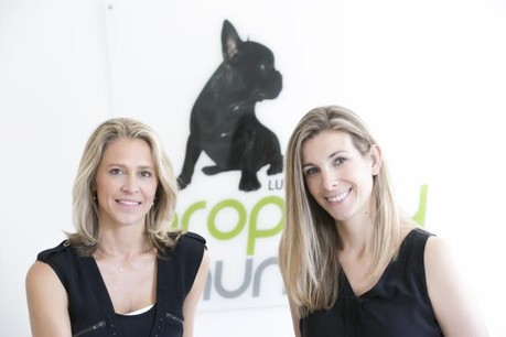 Audrey Papy et Marylin Deby scrutent le marché immobilier luxembourgeois. (Photo: Property Hunter)