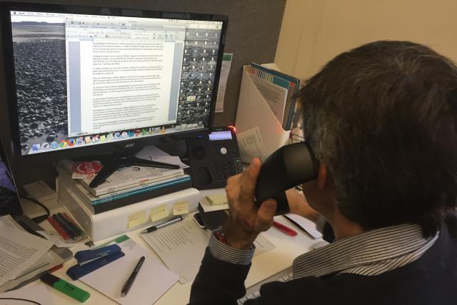 Selon le texte en préparation, les professions soumises au secret professionnel ne feront pas l'objet d'une exception pour la rétention de données, dénonce le SJ-L. (Photo: Paperjam/DR)