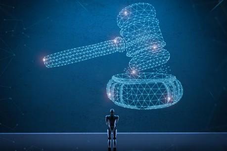 Le logiciel Compas est censé éclairer les prises de décision des juges en leur signalant la possibilité que tel ou tel individu puisse récidiver ou pas.  (Photo: Adobe Stock / phonlamaiphoto)