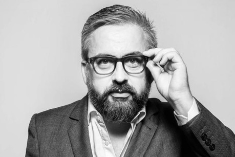 Mike Koedinger: «Que les entreprises et les marques se voient encouragées d'investir dans la création publicitaire.» (Photo: Maison Moderne Studio)