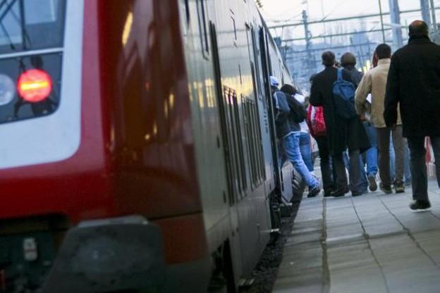 La poursuite de l'enquête sur la collision mortelle amène les CFL à repousser la reprise de la circulation entre Luxembourg et Thionville. (Photo: Etienne Delorme/archives)