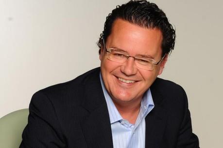 Dirk Gerkens avait dirigé la chaîne hongroise entre 2001 et 2015. Il est aujourd'hui à la tête du principal concurrent TV2. (Photo: 444.hu)