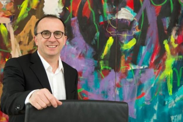 Roberto Traversini est député depuis le 5 décembre 2013 et bourgmestre de Differdange depuis le début de cette année. (Photo: Charles Caratini)