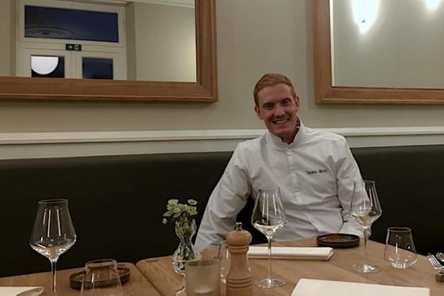 Thomas Murer a été rendu célèbre grâce à l'émission Top Chef, où il a terminé demi-finaliste. (Photo: DR)