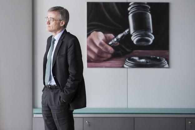 «Le ministère de la Justice a une responsabilité très particulière, il ne peut être un accessoire», estime Félix Braz. (Photo: Anthony Dehez)