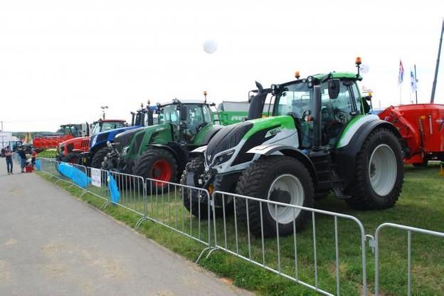 Belles mécaniques et beaux bovins seront au rendez-vous de cette 82e Foire agricole de Libramont.  (Photo: Licence CC)