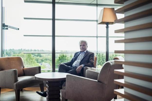 Edmond Nicolay s'appuie sur son expérience et sa bonne connaissance des rouages de l'entreprise. (Photo: Mike Zenari)