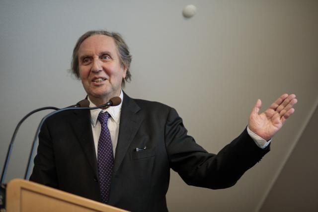 Jacques Chahine, fondateur de Chahine Capital et stratégiste, s'attend à la fin du cycle d'expansion actuel. (Photo: Matic Zorman)