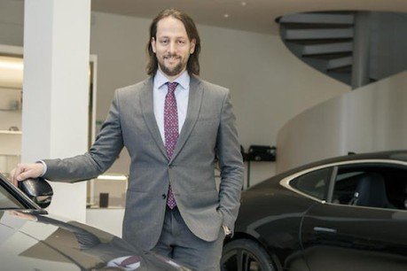 Benji Kontz: «Je ne pense pas que quelqu'un ait vraiment l'ambition de vouloir détrôner Volkswagen de la première place, qui revient, forcément, à une marque généraliste.» (Photo: Maison Moderne)