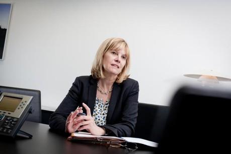 Le tribunal a estimé qu'il n'y avait pas de motif réel et sérieux pour révoquer Yvette Hamilius de la liquidation de Landsbanki. (Photo: Jessica Theis - Archives)