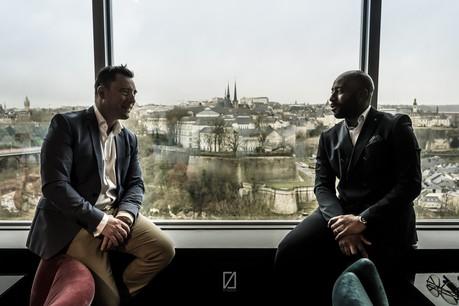 Johnny Babin Bonyeme: «Nous nous réjouissons d'être partie intégrante de Paperjam. En effet, celui-ci compte parmi les réseaux les plus influents de la place ici au Luxembourg» (Photo: J2B Trust)
