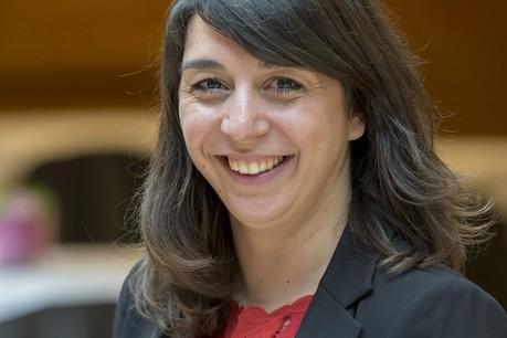 Coordinatrice de la Charte de la diversité Lëtzebuerg chez IMS Luxembourg. (Photo: Focalize pour IMS Luxembourg)