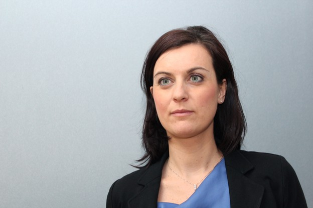 Francesca Messini livre sa vision des relations d'affaires entre le Luxembourg et la Chine. (Photo: Deloitte)