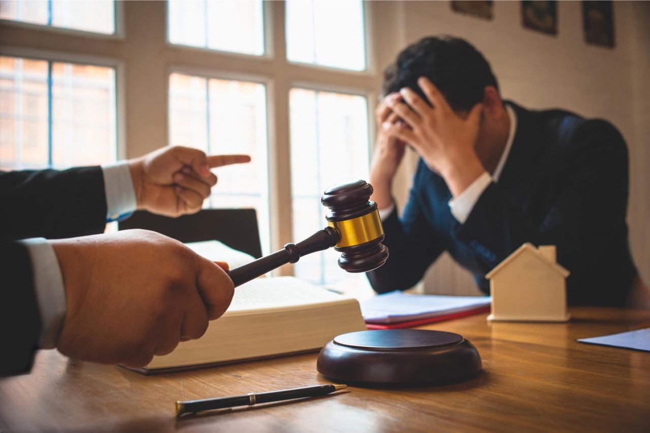 Les deux tribunaux d'arrondissement ont prononcé 1.336 faillites en 2019. Une hausse de 42% sur deux ans. (Photo: Shutterstock)