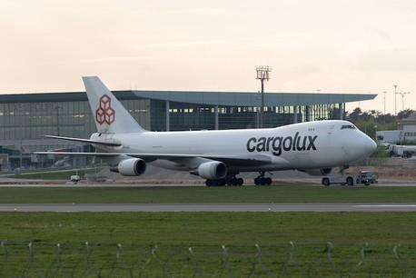 Cargolux a acheté un troisième avion cette année avec le spécialiste japonais du financement opérationnel. Un nouveau747-400 ERF. (Photo: Wikipedia Commons)