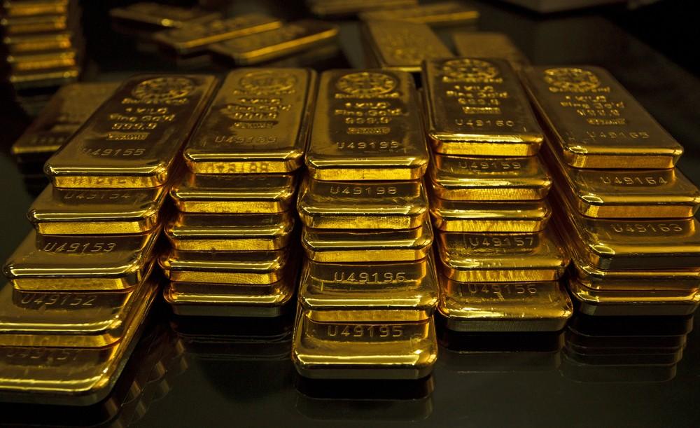 La croissance américaine atone pourrait aussi jouer en faveur de l'or. (Photo: Shutterstock)