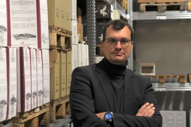 Benoit Sougne: «Nous sommes à la recherche constante de nouveaux clients, mais aussi de fournisseurs et partenaires.» (Photo:Chai des Crus)