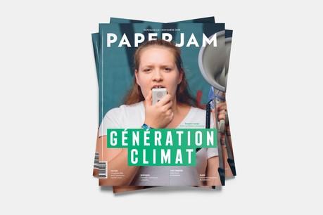 En couverture de ce numéro, NatashaLepage, militante au sein du collectif Youth for Climate Luxembourg. (Photo: Maison Moderne)