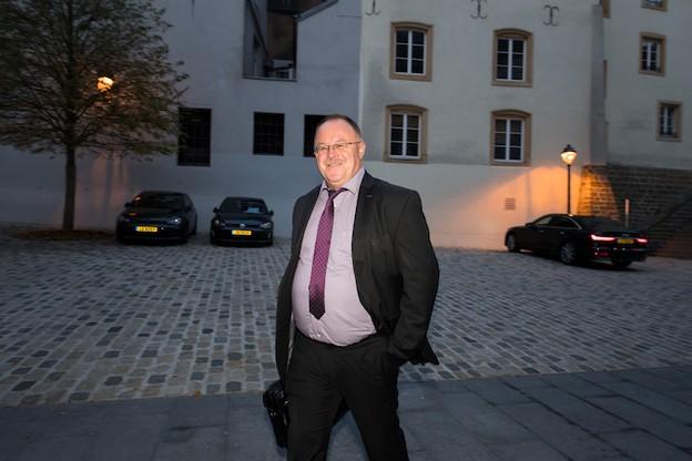 Le ministre de la Sécurité sociale, RomainSchneider, a confirmé l'augmentation des retraites. (Photo: Nader Ghavami/Archives Maison Moderne)