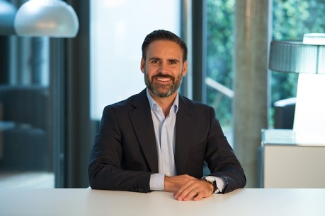 Luc Brucher, Healthcare & Public Sector Leader chez Deloitte Luxembourg  et Fabrice Mouche, Healthcare & Public Sector Senior Manager chez Deloitte Luxembourg    ( Credit : Deloitte Luxembourg )