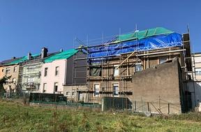 Pour mettre certaines habitations à l'abri, il faudra encore travailler dur. ((Photo: Paperjam))