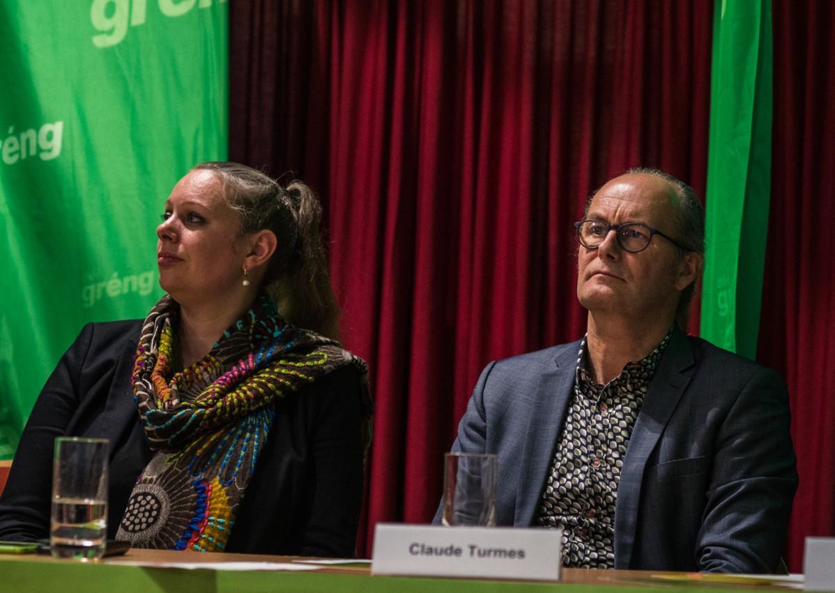 Le Plan national intégré en matière d'énergie et de climat a été présenté peu avant Noël par les ministres Dieschbourg et Turmes. (Photo: Mike Zenari/Archives)