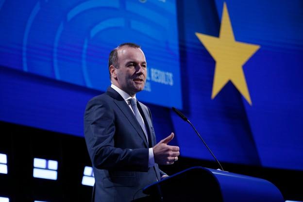 Manfred Weber est le candidat du PPE à la présidence de la Commission. (Photo: Shutterstock)