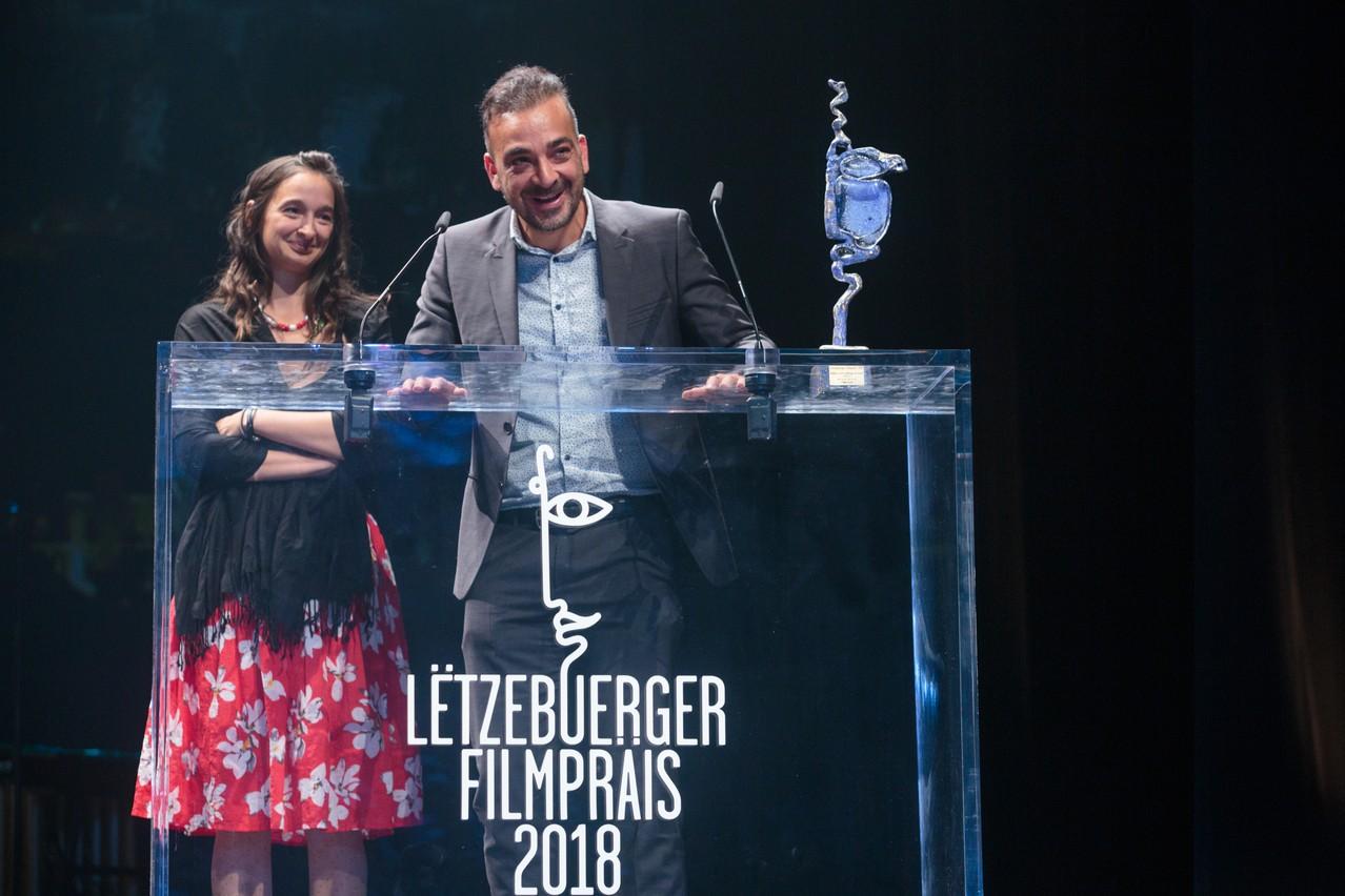 Cyrus Neshvad a remporté en 2018 le prix du meilleur court métrage pour son film «Fils» au Lëtzebuerger Filmpraïs. (Photo: Matic Zorman/Archives)