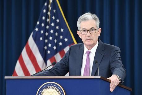 À Jackson Hole, Jerome Powell a promis de soutenir l'économie américaine avec les moyens dont il disposait. (Photo: Réserve fédérale américaine)