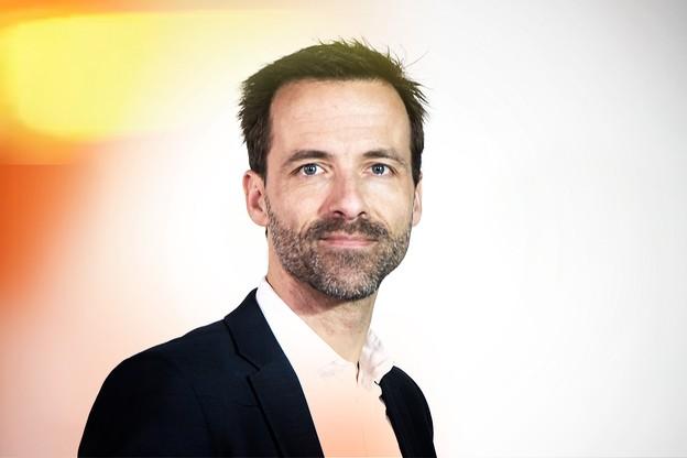 Bert Boerman, CEO at Governance (Crédit: Patricia Pitsch/Maison Moderne)
