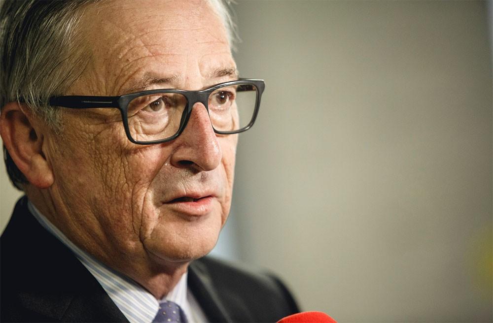 Jean-Claude Juncker se remet d'une opération chirurgicale délicate et passera la main à la tête de la Commission européenne le 1er décembre prochain. (Photo: Jan Hanrion / Archives / Maison Moderne)