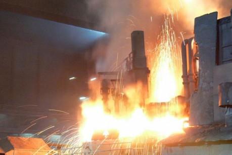 ArcelorMittal a réalisé des investissements importants sur son site de Belval. (Photo: ArcelorMittal)